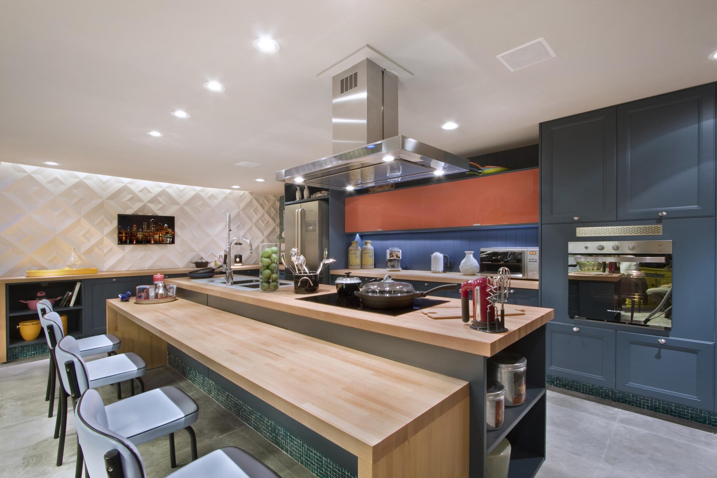 Tend Ncias De Cozinha Gourmet Se Inspire Schettino Planejados